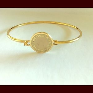 Jewelry - Marc Jacobs Delicate Gold Bangle